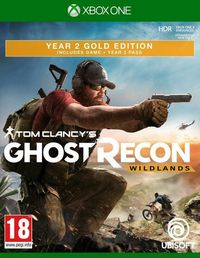 Tom Clancy´s Ghost Recon Wildlands Year 2 Gold Edition Xbox One