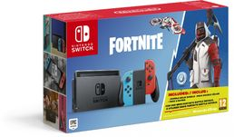 Switch konsoli Fortnite bundle