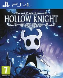 Hollow Knight PS4 kansikuva