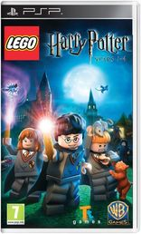 Lego Harry Potter: Years 1-4 PSP