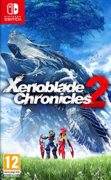 Xenoblade Chronicles 2 Switch kansikuva