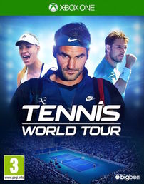 Tennis World Tour Xbox One kansikuva