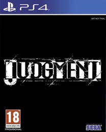 Judgement PS4