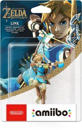 amiibo Breath of the Wild Collection Link Archer hahmo
