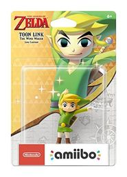 amiibo The Legend of Zelda 30th Anniversary Collection Toon Link hahmo