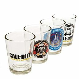 Call of Duty Infinite Warfare Mix Shot Glasses Set
