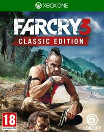 Far Cry 3 Classic Edition Xbox One kansikuva