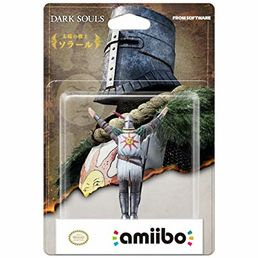 amiibo Solaire of Astora Dark Souls Remastered hahmo