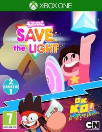 Steven Universe: Save the Light & OK K.O.! Lets Play Heroes Xbox One kansikuva
