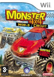 Monster 4X4 world Circuit Wii