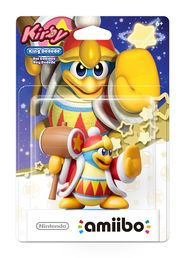 amiibo Kirby Collection King Dedede hahmo