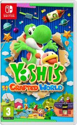 Yoshis Crafted World Switch kansikuva