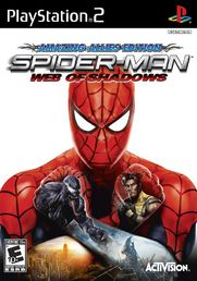 Spiderman: Web of Shadows Amazing Allies Edition PS2