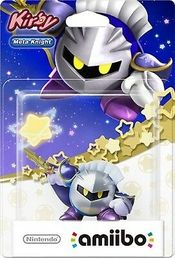 amiibo Kirby's Collection Meta Knight hahmo