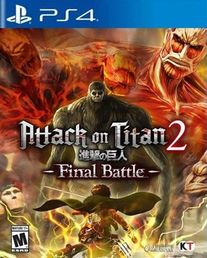 Attack on Titan 2: Final Battle PS4