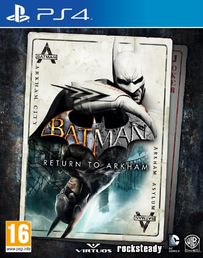 Batman Return to Arkham HD Collection PS4