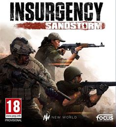 Insurgency Sandstorm PS4 kansikuva
