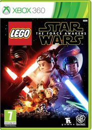Lego Star Wars The Force Awakens Xbox 360