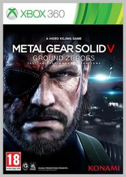 Metal Gear Solid V: Ground Zeroes Xbox 360