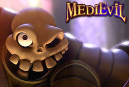 MediEvil PS4 sarjan logo