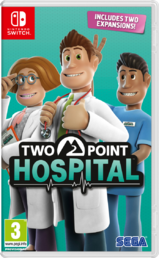 Two Point Hospital Switch