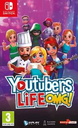 Youtubers Life OMG! Edition Switch