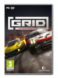 GRID Ultimate Edition PC
