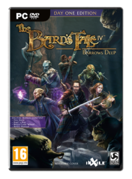 The Bards Tale IV: Barrows Deep PC