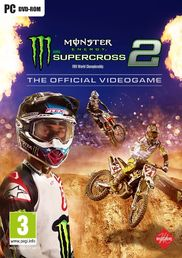 Monster Energy Supercross 2 PC Kansikuva