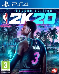 NBA 2K20 Legend Edition PS4