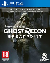 Tom Clancy's Ghost Recon Breakpoint Ultimate Edition PS4