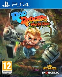 Rad Rodgers World One PS4
