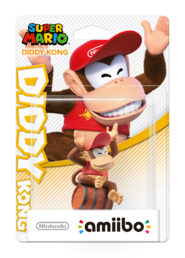 amiibo Super Mario Collection Diddy Kong hahmo