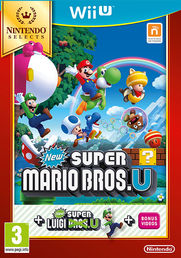 New Super Mario Bros U + New Super Luigi U Classics Wii U