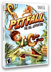 Pitfall The Big Adventure Wii