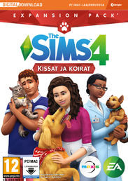 Sims 4 Cats and Dogs PC