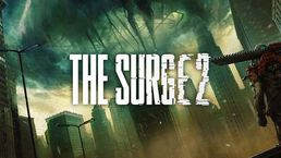 The Surge 2 PS4 logo