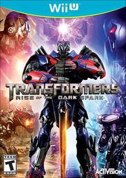 Transformers: Rise of the Dark Spark Wii U