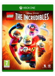 Lego The Incredibles Xbox One kansikuva
