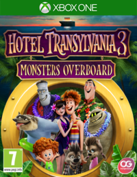 Hotel Transylvania 3: Monsters Overboard Xbox One kansikuva