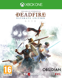 Pillars of Eternity II Deadfire Ultimate Edition Xbox One