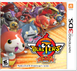 Yo-Kai Watch Blasters: Red Cat Corps 3DS