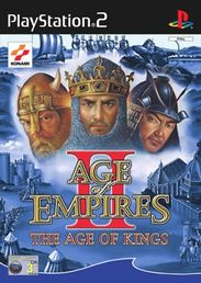 Age of Empires 2 PS2 (käytetty)