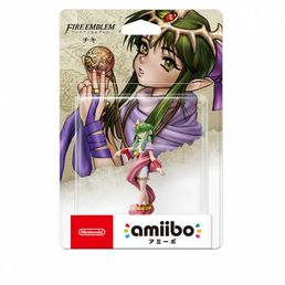 amiibo Tiki Fire Emblem Collection hahmo