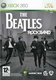 Rock Band Beatles Xbox 360