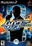 007: Agent Under Fire PS2