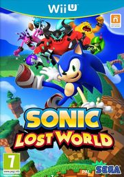 Sonic: Lost World Wii U