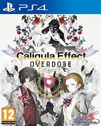 The Caligula Effect: Overdose PS4 kansikuva