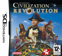 Civilization Revolution Nintendo DS