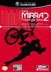 Dave Mirra Freestyle BMX 2